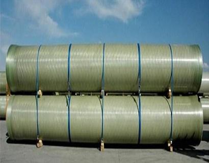 排风玻璃钢管道