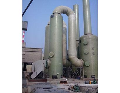 玻璃钢排气管道公司